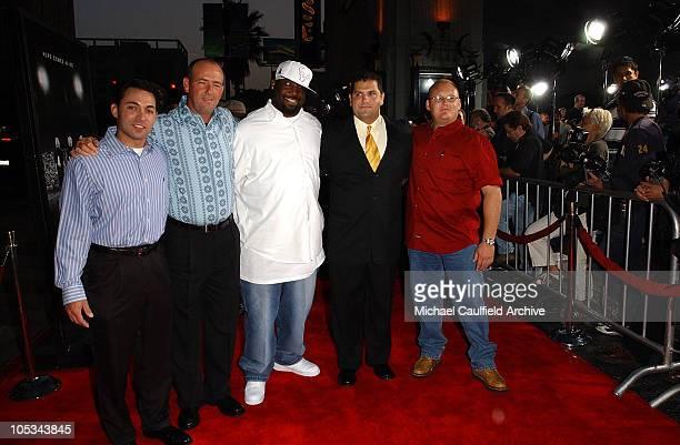 John McKee Mike Winchell James Boobie Miles Brian Chavez and Jerrod McDougal