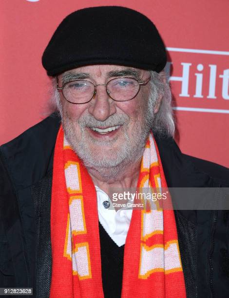 John McVie arrives at the 60th Annual GRAMMY Awards MusiCares Person Of The Year Honoring Fleetwood Mac on January 26 2018 in New York City