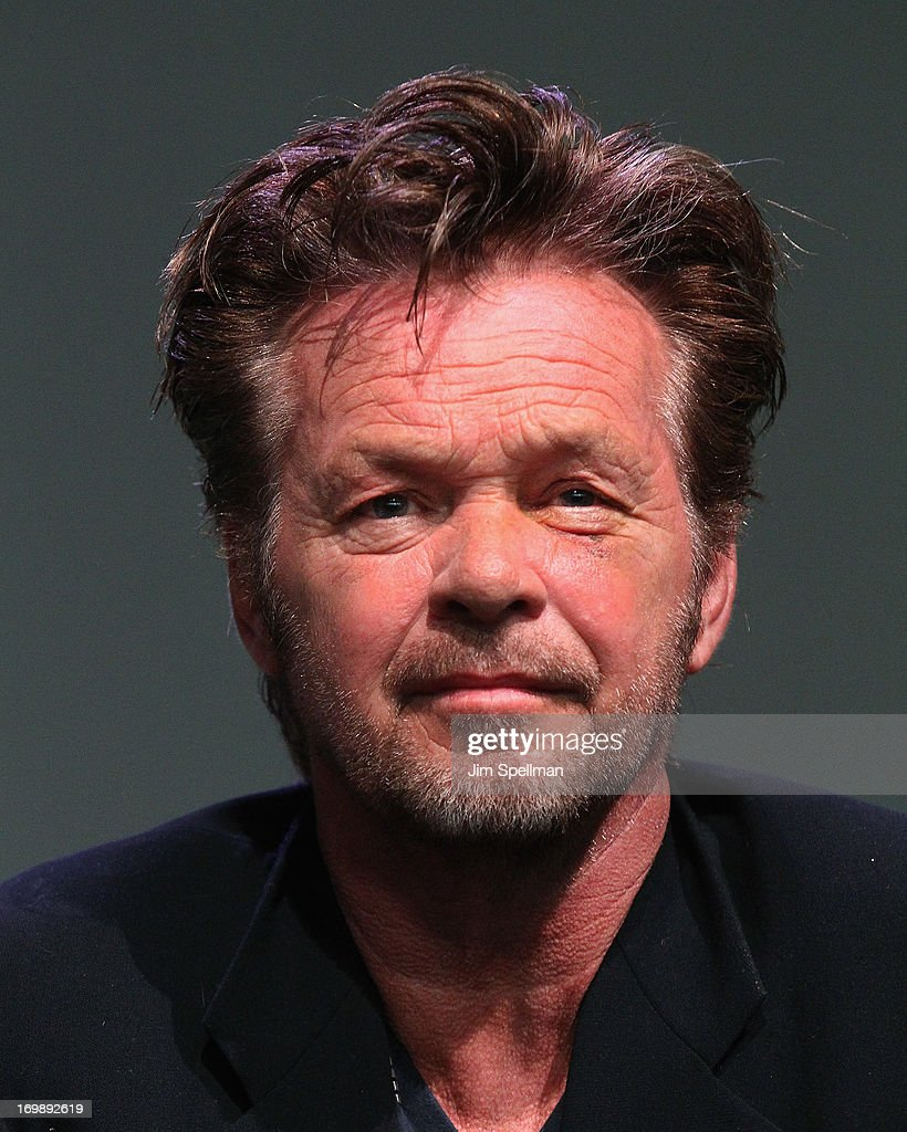 John Mellencamp attends Meet the Creators at Apple Store Soho on June 3, 2013 in New York City.