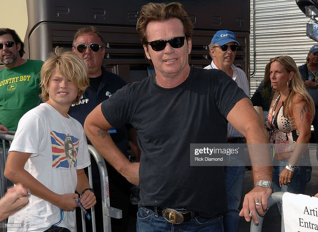 Farm Aid 2007 - Press Confrence and Backstage : News Photo