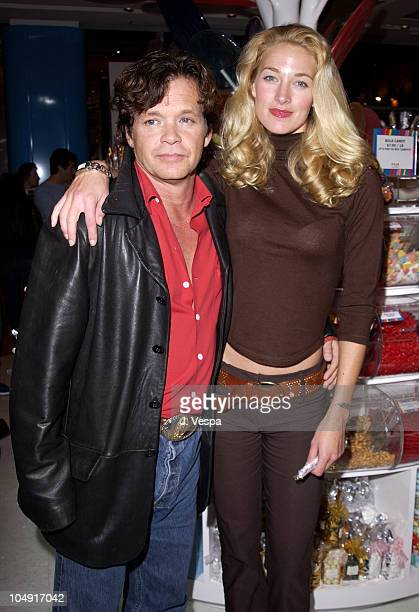 John Mellencamp Elaine Irwin during Dylan's Candy Bar Opening at Dylan's Candy Bar in New York City New York United States
