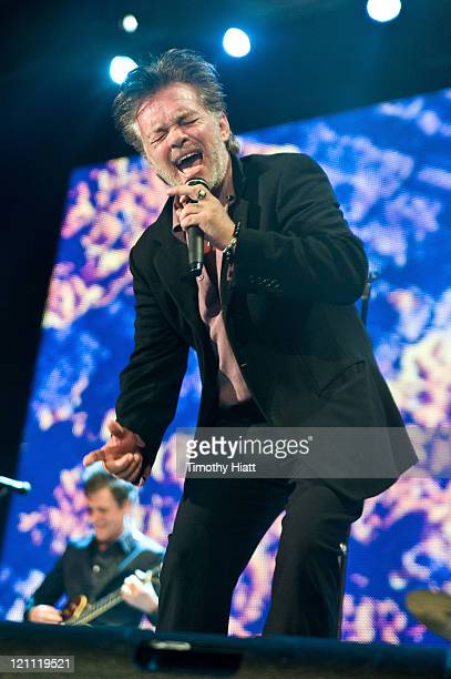 John Mellencamp performs during Farm Aid 2011 at the LiveStrong Sporting Park on August 13 2011 in Kansas City Kansas