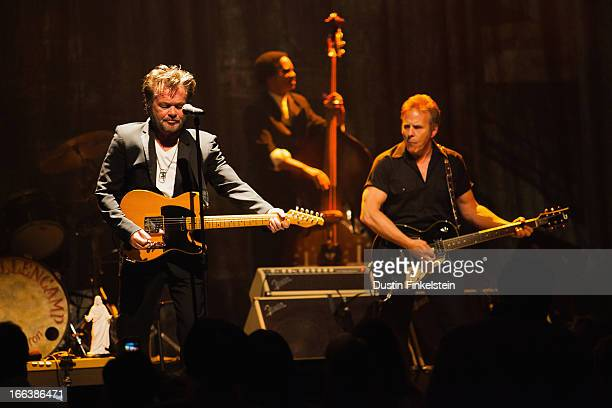 John Mellencamp performs onstage at ACL Live on April 11 2013 in Austin Texas