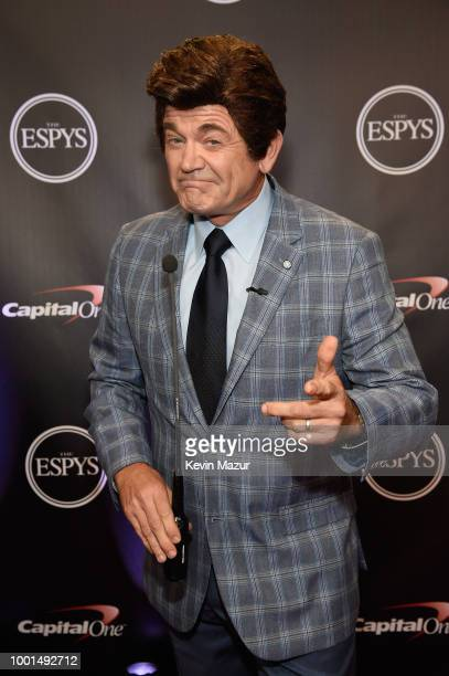 John Michael Higgins attends The 2018 ESPYS at Microsoft Theater on July 18 2018 in Los Angeles California