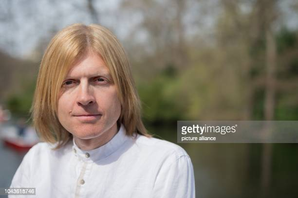 John Michael Kelly member of the band 'The Kelly Family' poses at an interview with German news agency Deutsche PresseAgentur in Berlin Germany 31...
