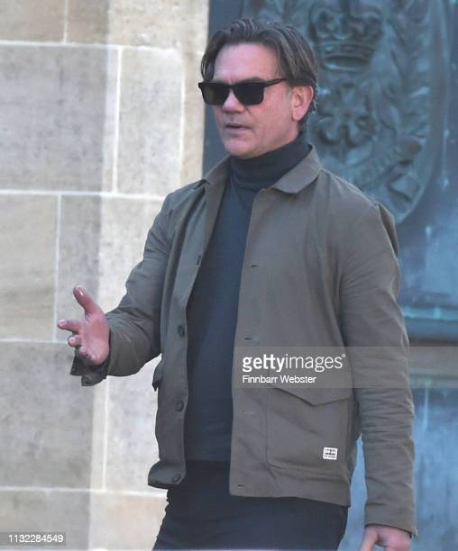 John Michie at Winchester Crown Court on February 26 2019 in Winchester England Ceon Broughton is on trial for manslaughter and supplying the Class A...