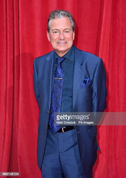 John Middleton attending the British Soap Awards 2018 held at The Hackney Empire London PRESS ASSOCIATION Photo Picture date Saturday June 2 2018 See...