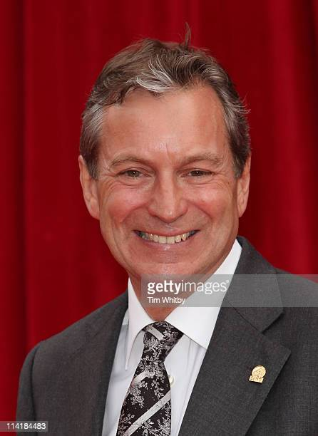 John Middleton attends The British Soap Awards at Granada Television Studios on May 14 2011 in Manchester United Kingdom