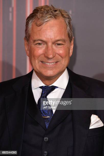 John Middleton attends The British Soap Awards at The Lowry Theatre on June 3 2017 in Manchester England The Soap Awards will be aired on June 6 on...