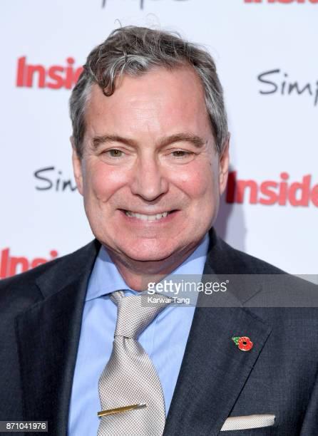 John Middleton attends the Inside Soap Awards at The Hippodrome on November 6 2017 in London England