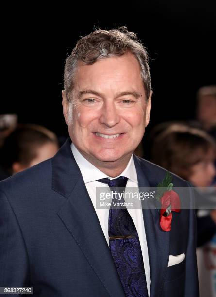 John Middleton attends the Pride Of Britain Awards at Grosvenor House on October 30 2017 in London England