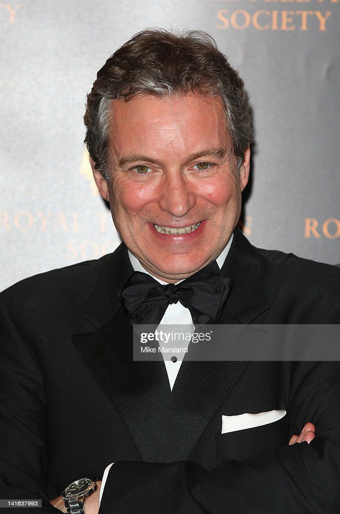 John Middleton attends the RTS Programme Awards at Grosvenor House, on March 20, 2012 in London, England.
