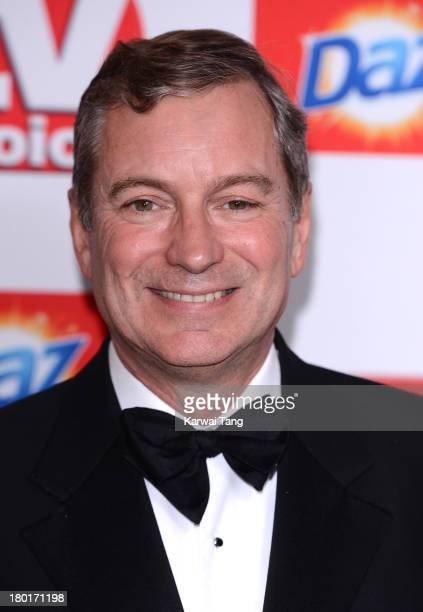 John Middleton attends the TV Choice Awards 2013 at The Dorchester on September 9 2013 in London England