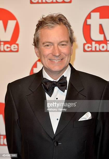 John Middleton attends the TV Choice Awards 2014 at London Hilton on September 8 2014 in London England