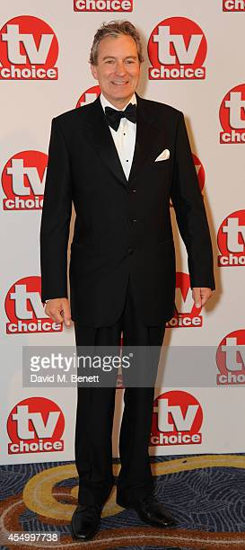 John Middleton attends the TV Choice Awards 2014 at the London Hilton on September 8 2014 in London England