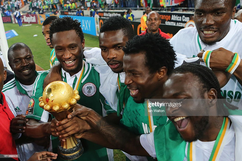 Nigeria v Burkina Faso - 2013 Africa Cup of Nations Final : News Photo
