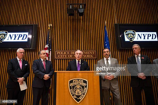 John Miller is the Deputy Commissioner of Intelligence Counterterrorism of the New York Police Department George Venizelos Assistant DirectorinCharge...