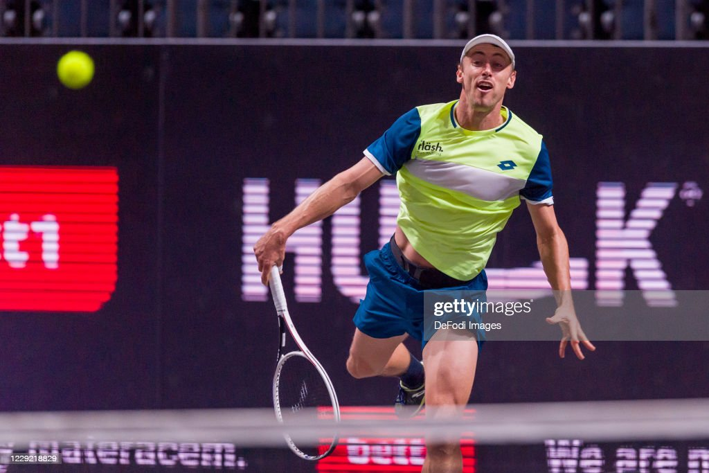 Bett1Hulks Championship Tennis Tournament In Cologne - Day 3 : News Photo