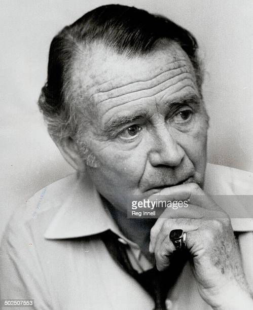 John Mills was in Toronto yesterday as part of publicity tour for his latest film Ryan's Daughter which opens here on Christmas Day The English actor...