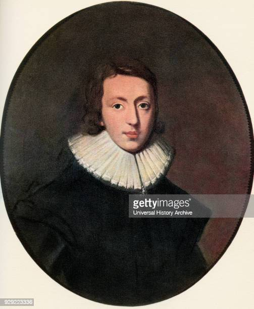 John Milton 1608 – 1674 English poet polemicist man of letters and civil servant From Impressions of English Literature published 1944