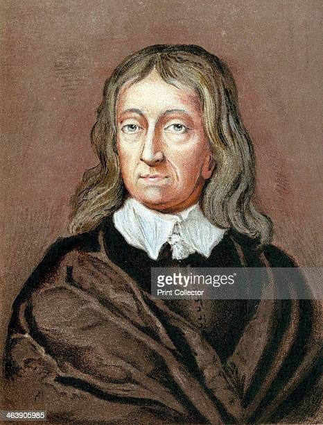 John Milton English poet Milton's most famous work is his epic Paradise Lost first published in 1667
