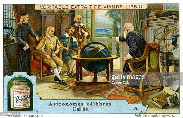 John Milton pays a visit to Galileo Galilei who explains his theories to him GG Italian astronomer physicist and mathematician he developed the...