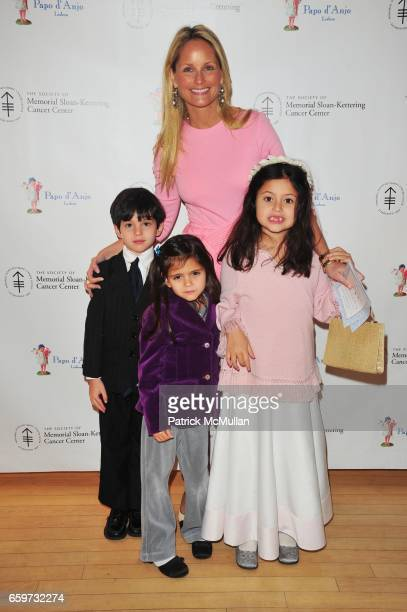 John Mnuchin Dylan Mnuchin Heather Mnuchin and Emma Mnuchin attend 18th Annual BUNNY HOP hosted by THE SOCIETY of MEMORIAL SLOANKETTERING CANCER...