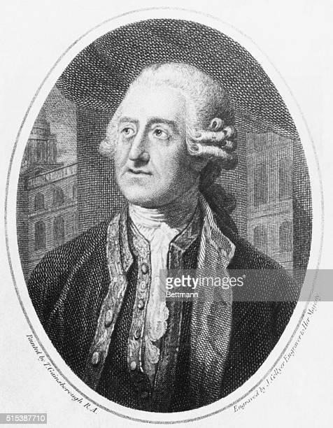 John Montagu Fourth Earl of Sandwich