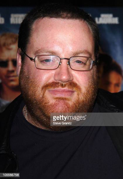 John Moore director during 'Flight of the Phoenix' Los Angeles Premiere Arrivals at Mann Bruin Theater in Westwood California United States