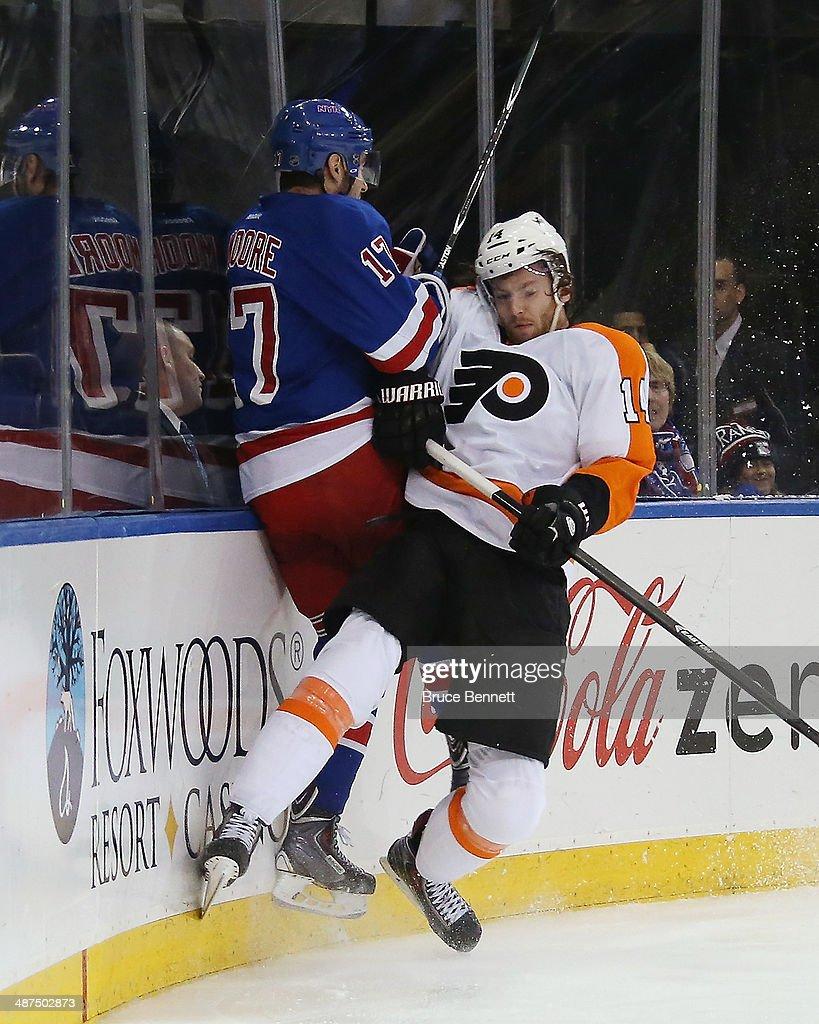 Philadelphia Flyers v New York Rangers - Game Seven