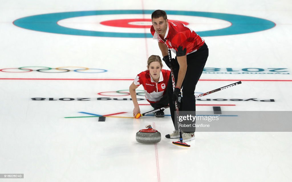 Curling - Winter Olympics Day 0