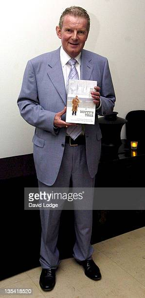 John Motson during John Motson Launches his New Book 'Motty's Diary A Year in the Life ' September 2 2004 at Hemple Hotel in London Great Britain