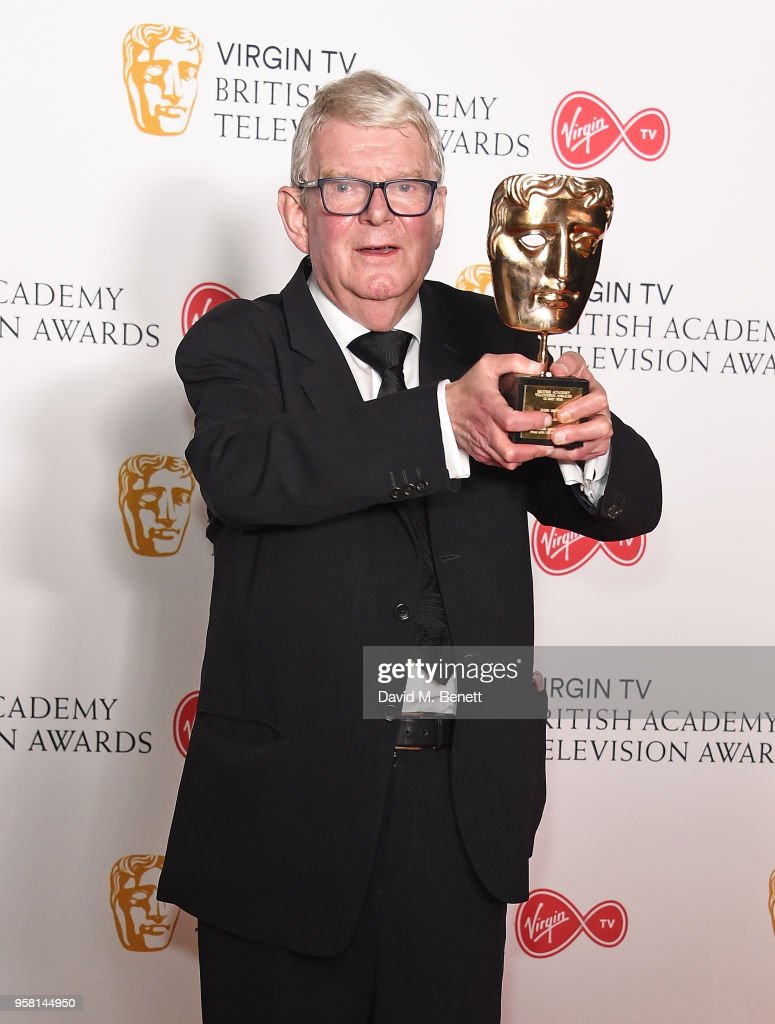 Virgin TV BAFTA Television Awards - Press Room