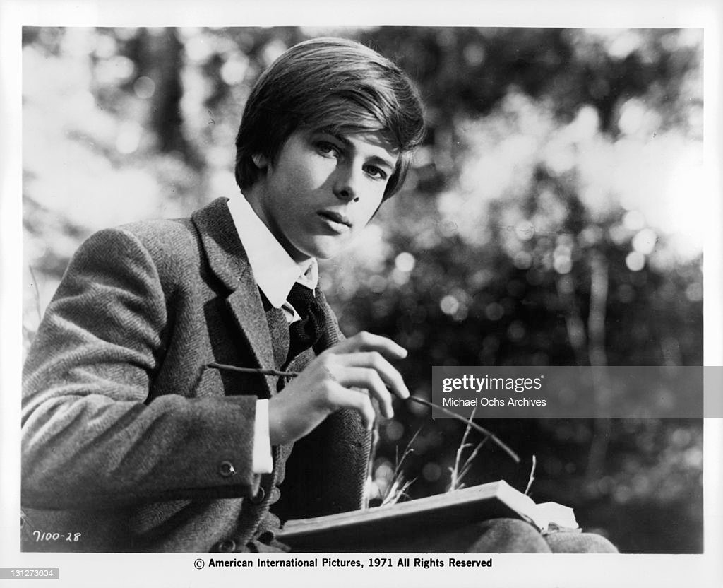 John Moulder Brown In 'The House That Screamed' : News Photo