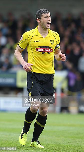 IL 25 APRIL 25 APRIL 25 APRIL 25 APRIL 25 John Mousinho of Burton Albion in action during the Sky Bet League Two match between Burton Albion and...