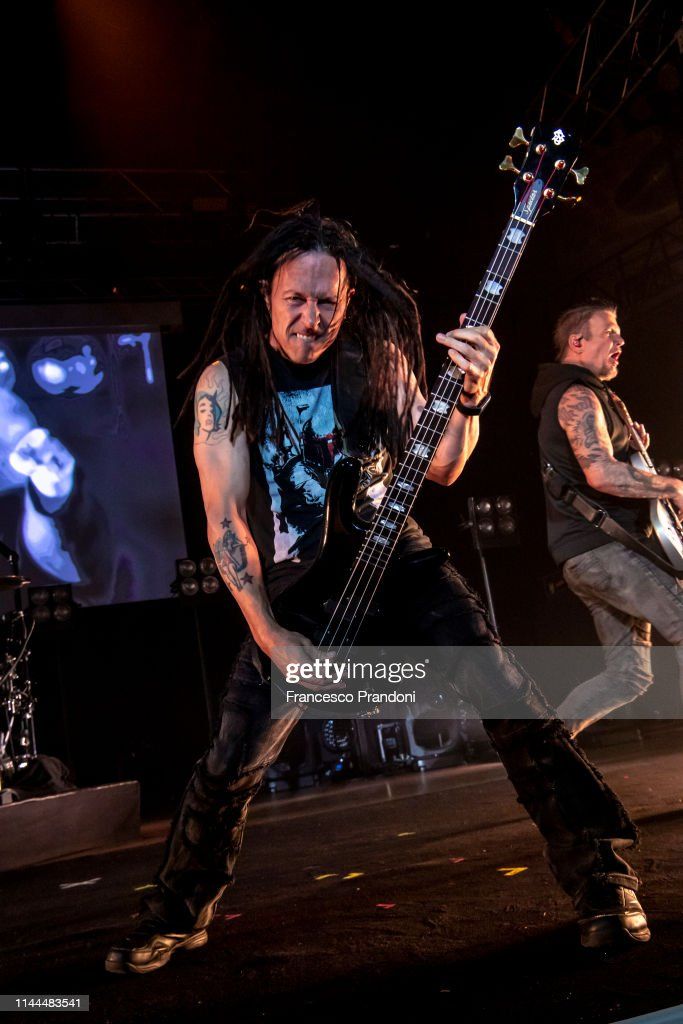 ITA: Disturbed Performs At Alcatraz In Milan