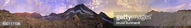 John Muir Hut and Pass