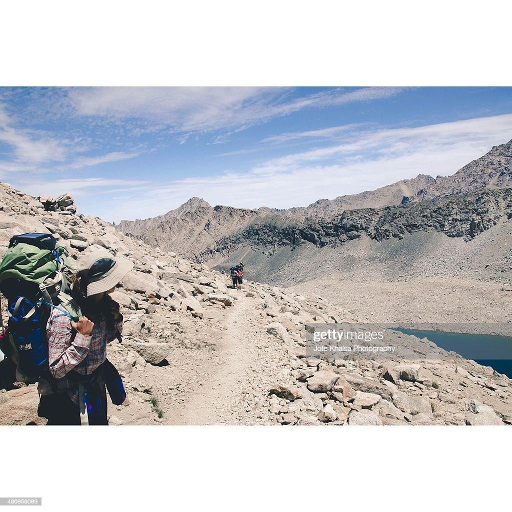 Be Adventurous! : News Photo