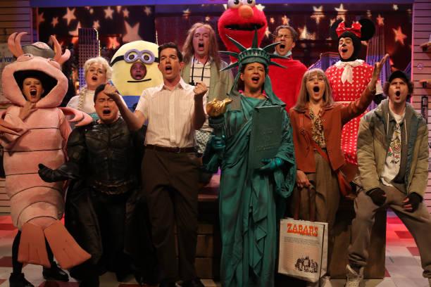 """NY: NBC'S """"Saturday Night Live"""" - John Mulaney, The Strokes"""