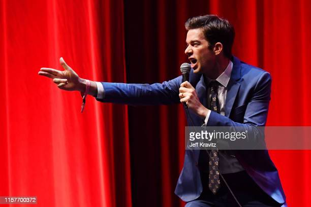 John Mulaney performs onstage at the 2019 Clusterfest on June 22 2019 in San Francisco California