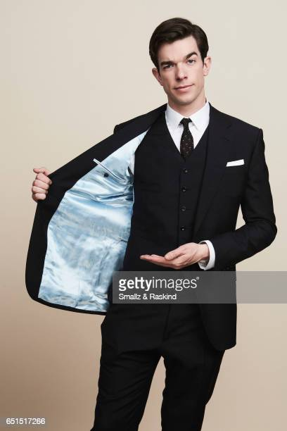 John Mulaney poses for portrait session at the 2017 Film Independent Spirit Awards on February 25 2017 in Santa Monica California
