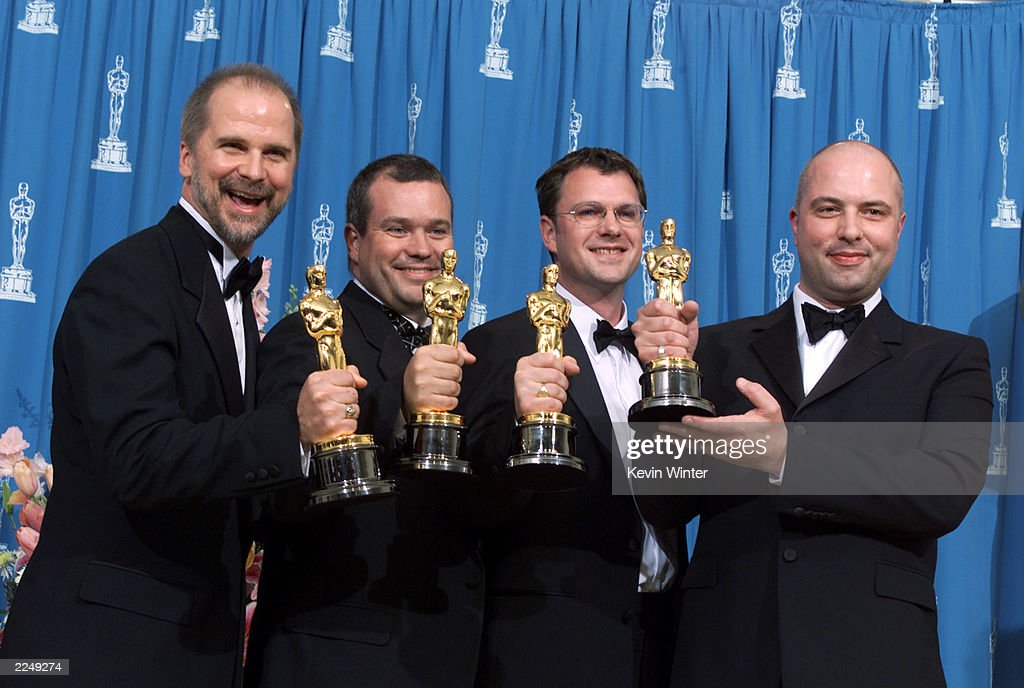 73rd Annual Academy Awards - Pressroom : News Photo