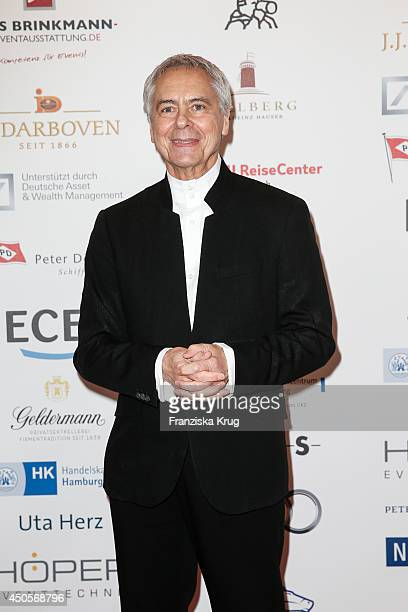 John Neumeier attends the 'Das Herz im Zentrum' Charity Gala on June 13, 2014 in Hamburg, Germany.