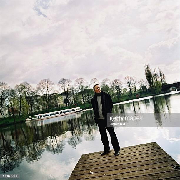 John Neumeier Balletttänzer Choreograph USA Ballettdirektor an der Hamburgischen Staatsoper an der Hamburger Aussenalster undatiert April 2005