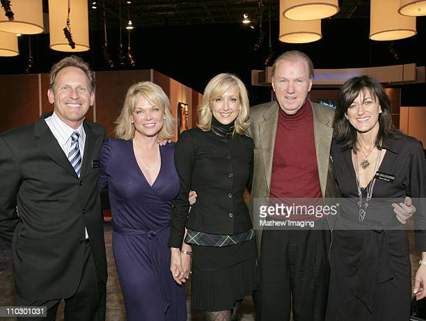 John Nogawski president and chief operating officer CBS Television Distribution Linda Bell Blue executive producer of Entertainment Tonight and The...