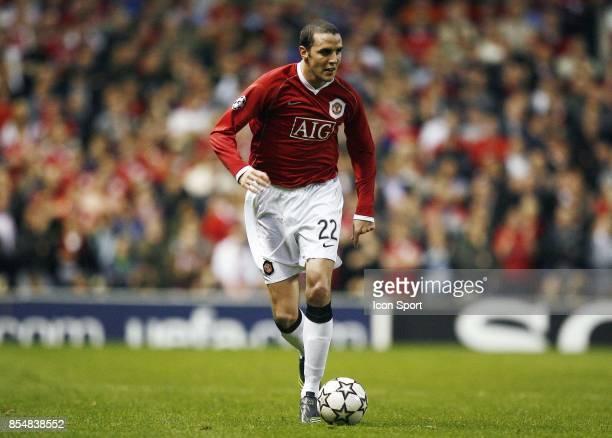 John O SHEA Manchester United / Milan Ac 1/2 finale Champions League
