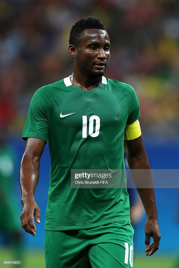 Nigeria v Japan: Men's Football - Olympics: Day-1 : News Photo