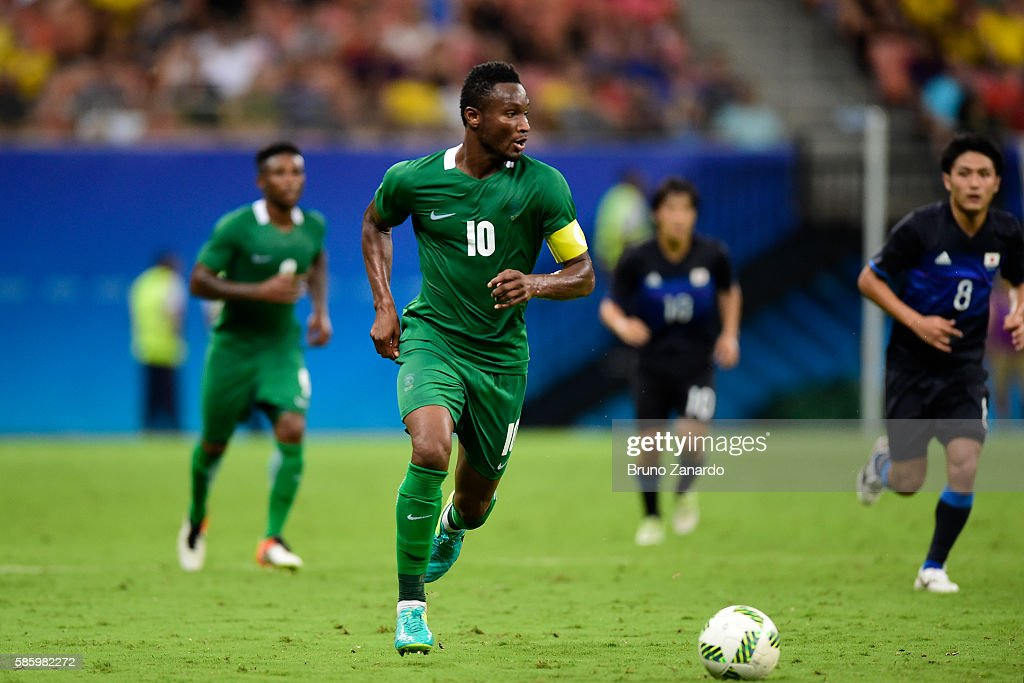 Nigeria v Japan: Men's Football - Olympics: Day -1 : News Photo