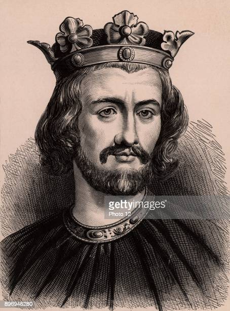 John of England king of England from 1199 to 1216 He was the youngest son of Henry II and Eleanor of Aquitaine and was member of the Angevin dynasty...