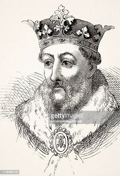 John of Gaunt 2nd Duke of Lancaster 1st Duke of Aquitaine 1340 to 1399 third surviving son of King Edward III From The National and Domestic History...